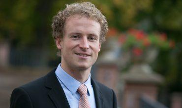 Portrait von Dr. Benjamin Thaldigsmann