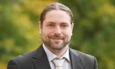 Portrait von Dr.-Ing. Sascha Heitkam