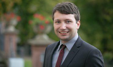 Portrait von Dr. Jannik Matuschke