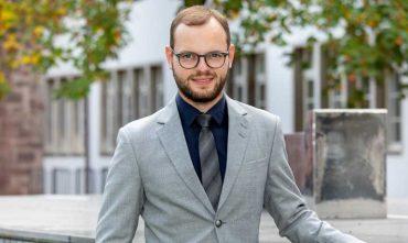 Portrait von Christoph Weiß