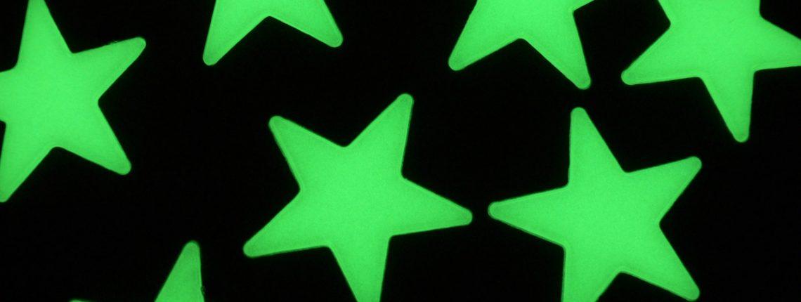 Leuchtsterne
